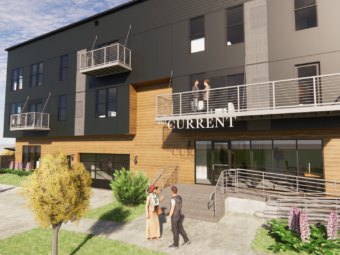 The Current – Multifamily Residence – Eau Claire, WI